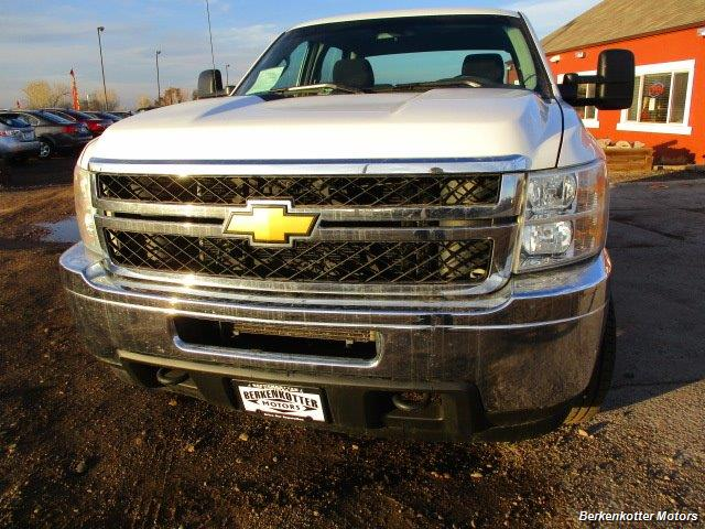 2013 Chevrolet Silverado 2500 Crew Cab 4x4 - Photo 13 - Brighton, CO 80603