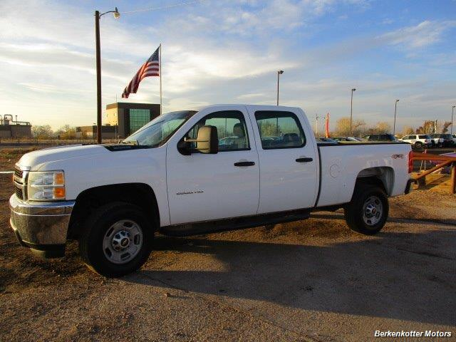2013 Chevrolet Silverado 2500 Crew Cab 4x4 - Photo 11 - Brighton, CO 80603