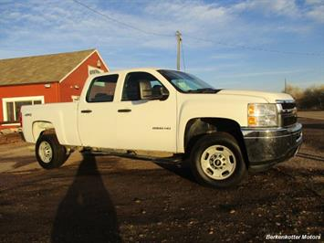 2013 Chevrolet Silverado 2500 Crew Cab 4x4 - Photo 1 - Brighton, CO 80603