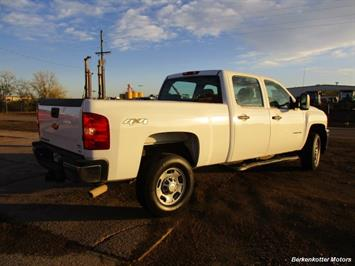 2013 Chevrolet Silverado 2500 Crew Cab 4x4 - Photo 6 - Brighton, CO 80603
