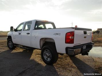 2013 Chevrolet Silverado 2500 Crew Cab 4x4 - Photo 9 - Brighton, CO 80603