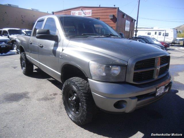 2008 Dodge Ram 2500 SLT Quad Cab 4x4 - Photo 3 - Parker, CO 80134