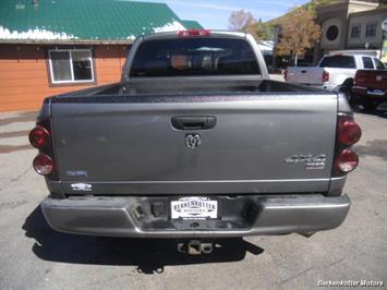 2008 Dodge Ram 2500 SLT Quad Cab 4x4 - Photo 5 - Parker, CO 80134