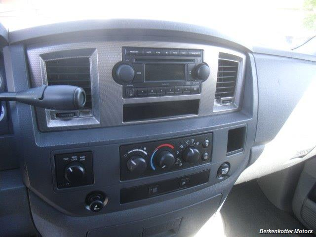 2008 Dodge Ram 2500 SLT Quad Cab 4x4 - Photo 28 - Parker, CO 80134