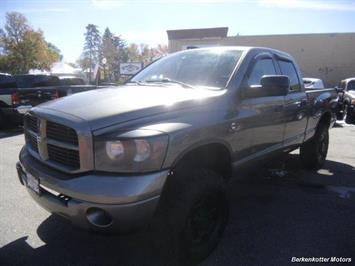 2008 Dodge Ram 2500 SLT Quad Cab 4x4 - Photo 1 - Parker, CO 80134