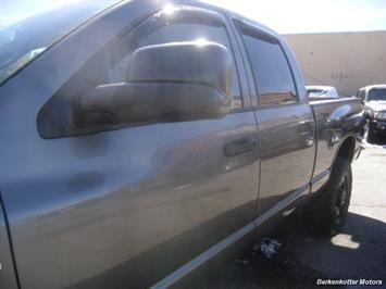 2008 Dodge Ram 2500 SLT Quad Cab 4x4 - Photo 9 - Parker, CO 80134