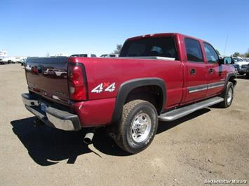 2004 Chevrolet Silverado 2500 LS Crew Cab 4x4 - Photo 5 - Castle Rock, CO 80104
