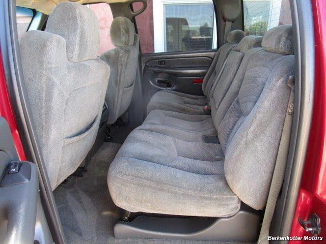2004 Chevrolet Silverado 2500 LS Crew Cab 4x4 - Photo 37 - Castle Rock, CO 80104