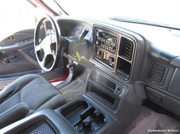 2004 Chevrolet Silverado 2500 LS Crew Cab 4x4 - Photo 20 - Castle Rock, CO 80104