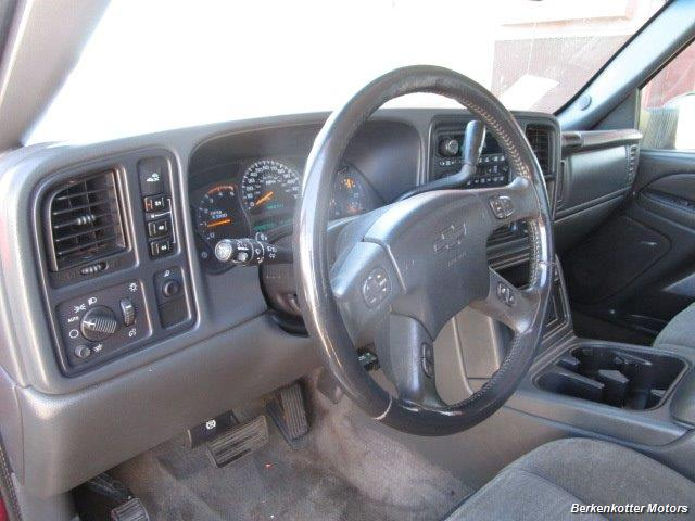 2004 Chevrolet Silverado 2500 LS Crew Cab 4x4 - Photo 30 - Castle Rock, CO 80104