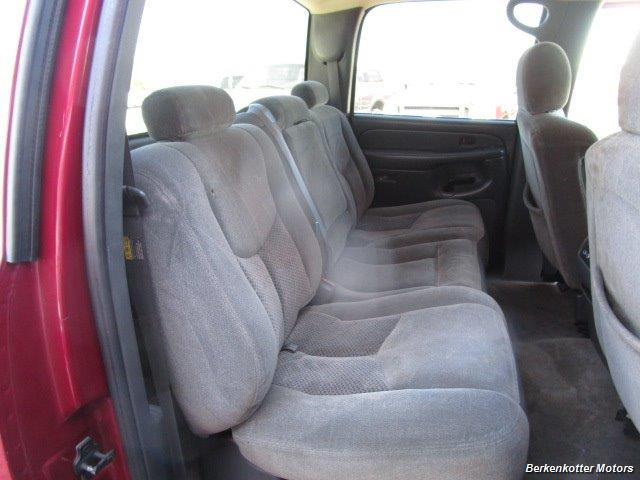 2004 Chevrolet Silverado 2500 LS Crew Cab 4x4 - Photo 26 - Castle Rock, CO 80104