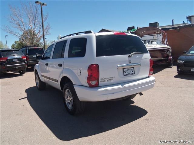 2006 Dodge Durango SLT SLT 4dr SUV - Photo 7 - Brighton, CO 80603