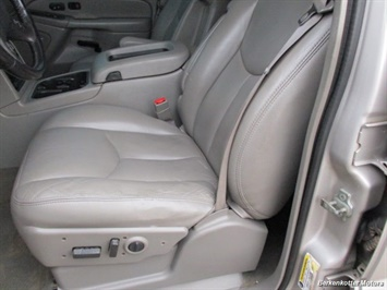 2007 Chevrolet Silverado 2500 LT Crew Cab 4x4 - Photo 14 - Parker, CO 80134
