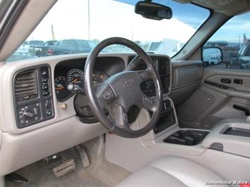 2007 Chevrolet Silverado 2500 LT Crew Cab 4x4 - Photo 13 - Parker, CO 80134