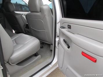 2007 Chevrolet Silverado 2500 LT Crew Cab 4x4 - Photo 26 - Parker, CO 80134