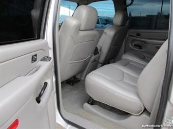 2007 Chevrolet Silverado 2500 LT Crew Cab 4x4 - Photo 19 - Parker, CO 80134