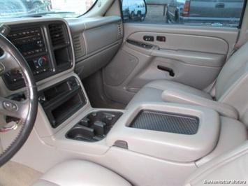 2007 Chevrolet Silverado 2500 LT Crew Cab 4x4 - Photo 16 - Parker, CO 80134