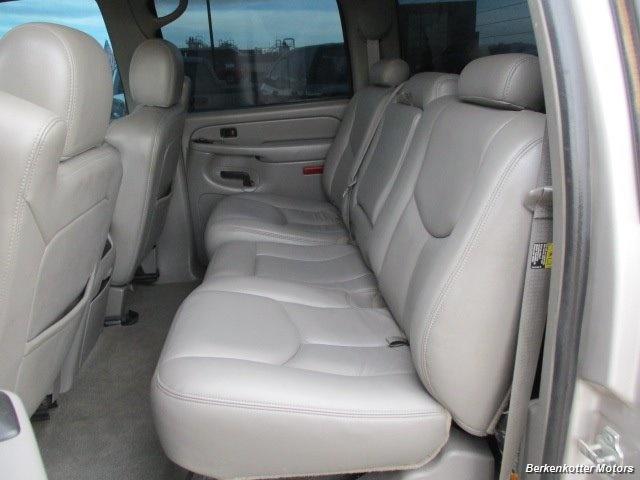 2007 Chevrolet Silverado 2500 LT Crew Cab 4x4 - Photo 20 - Parker, CO 80134