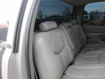2007 Chevrolet Silverado 2500 LT Crew Cab 4x4 - Photo 27 - Parker, CO 80134