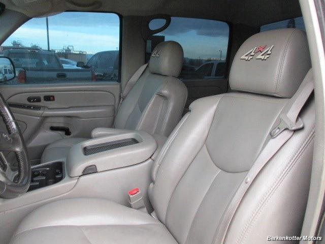 2007 Chevrolet Silverado 2500 LT Crew Cab 4x4 - Photo 15 - Parker, CO 80134