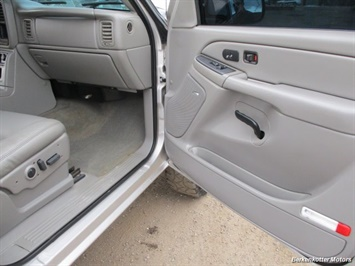 2007 Chevrolet Silverado 2500 LT Crew Cab 4x4 - Photo 22 - Parker, CO 80134
