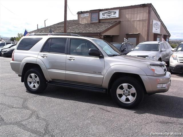 2005 Toyota 4Runner Sport Edition - Photo 11 - Brighton, CO 80603