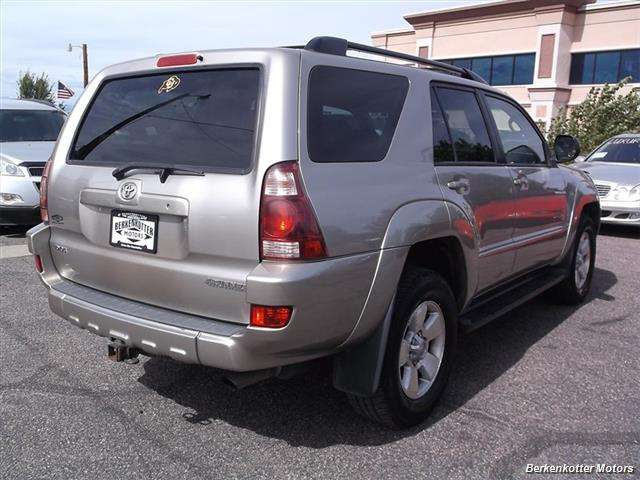 2005 Toyota 4Runner Sport Edition - Photo 8 - Brighton, CO 80603