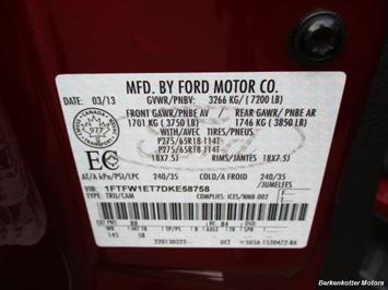 2013 Ford F-150 FX4 Super Crew 4x4 - Photo 44 - Parker, CO 80134