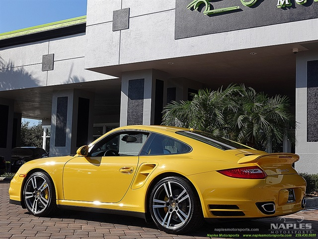 2012 porsche 911 turbo s for Florida department of motor vehicles naples fl