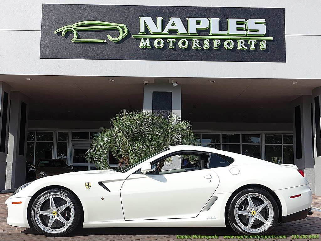 2010 Ferrari 599 HGTE - Photo 58 - Naples, FL 34104