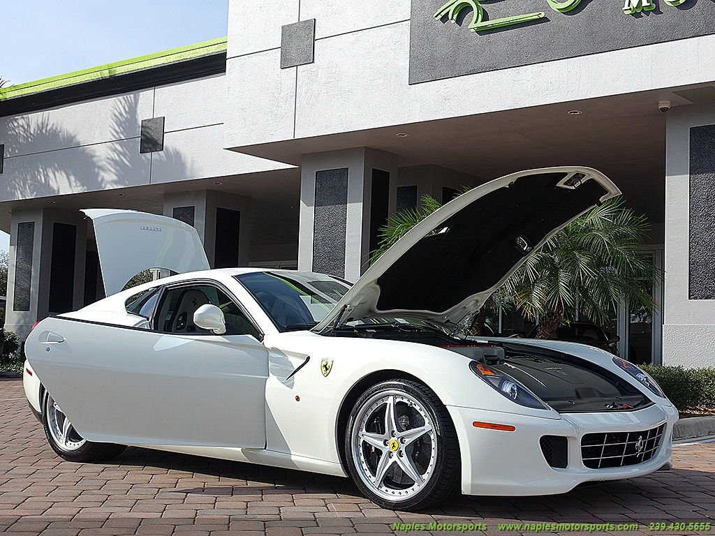 2010 Ferrari 599 HGTE - Photo 55 - Naples, FL 34104