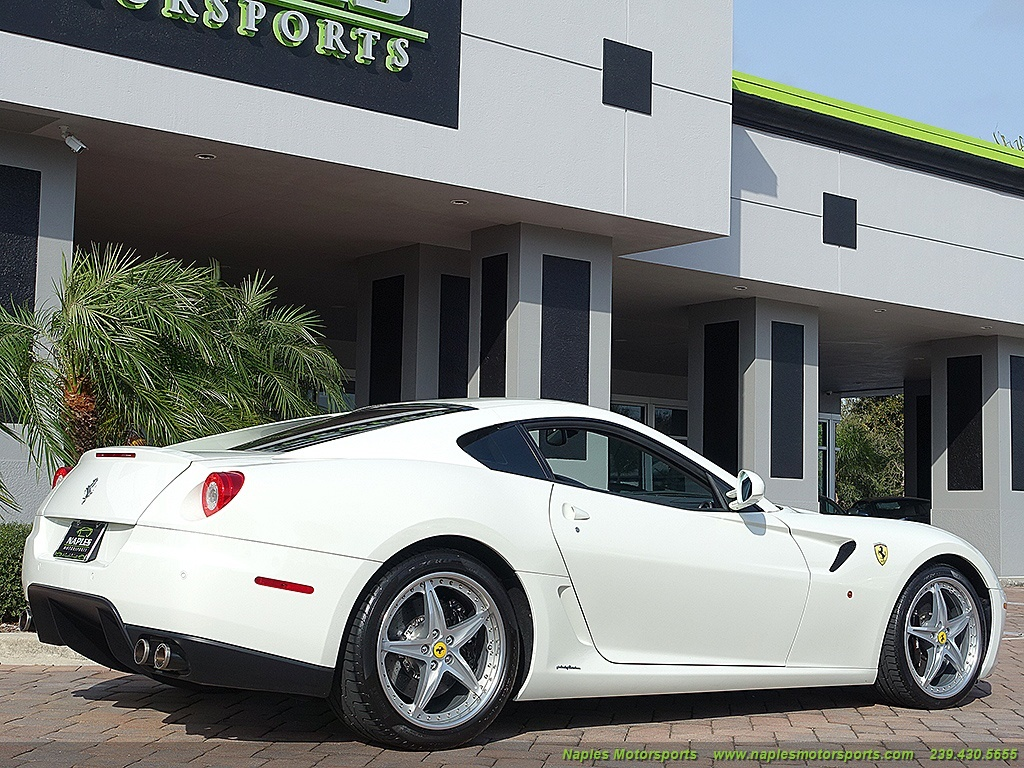 2010 Ferrari 599 HGTE - Photo 52 - Naples, FL 34104