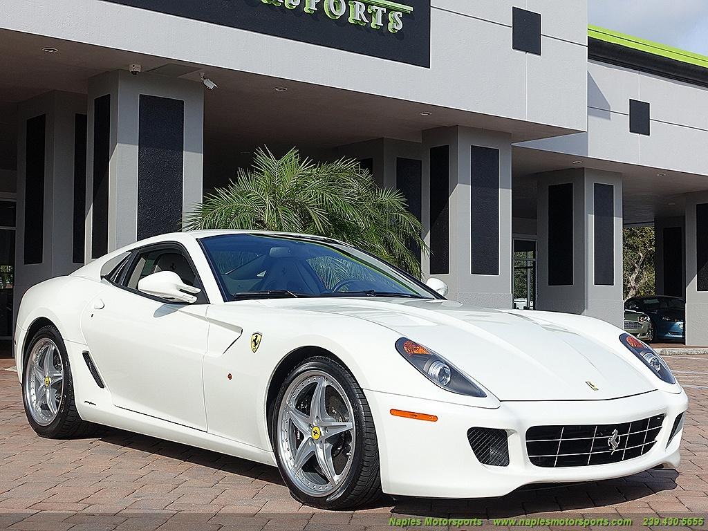 2010 Ferrari 599 HGTE - Photo 10 - Naples, FL 34104