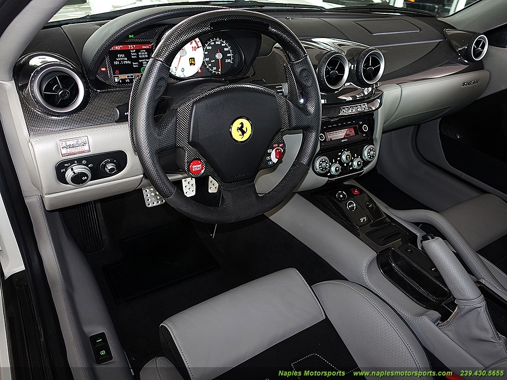 2010 Ferrari 599 HGTE - Photo 36 - Naples, FL 34104