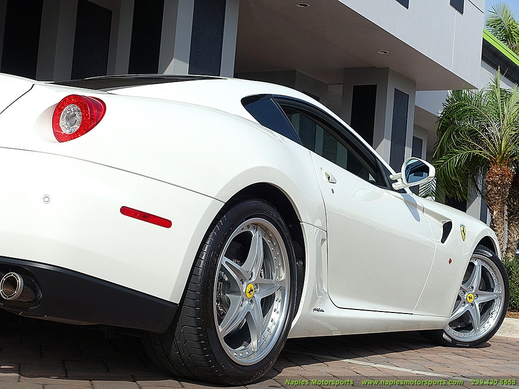2010 Ferrari 599 HGTE - Photo 29 - Naples, FL 34104