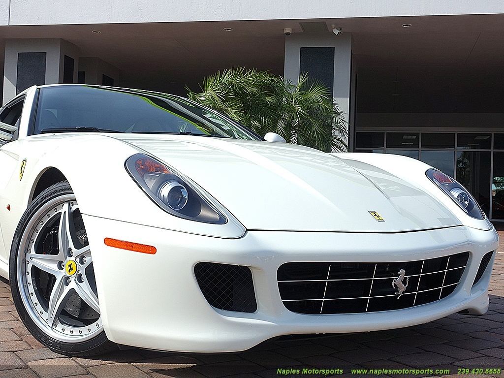 2010 Ferrari 599 HGTE - Photo 31 - Naples, FL 34104