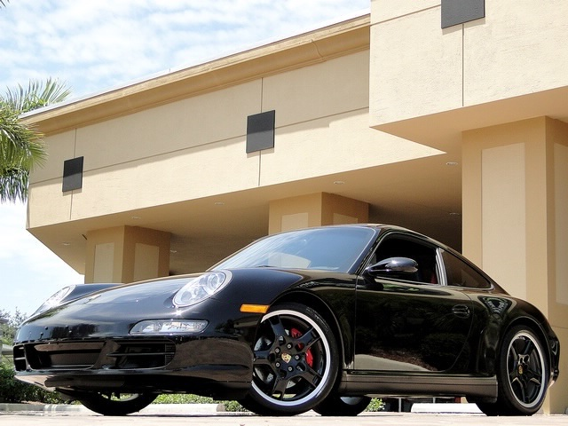 2007 Porsche 911 Carrera 4S - Photo 29 - Naples, FL 34104