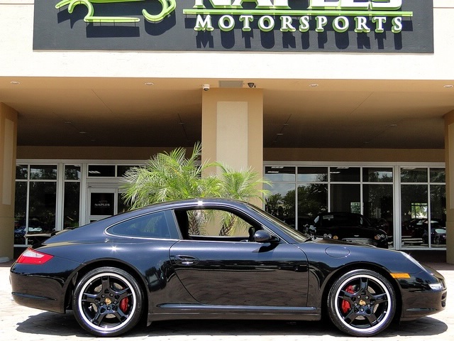 2007 Porsche 911 Carrera 4S - Photo 20 - Naples, FL 34104