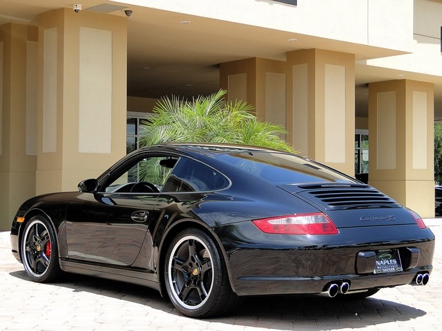 2007 Porsche 911 Carrera 4S - Photo 30 - Naples, FL 34104
