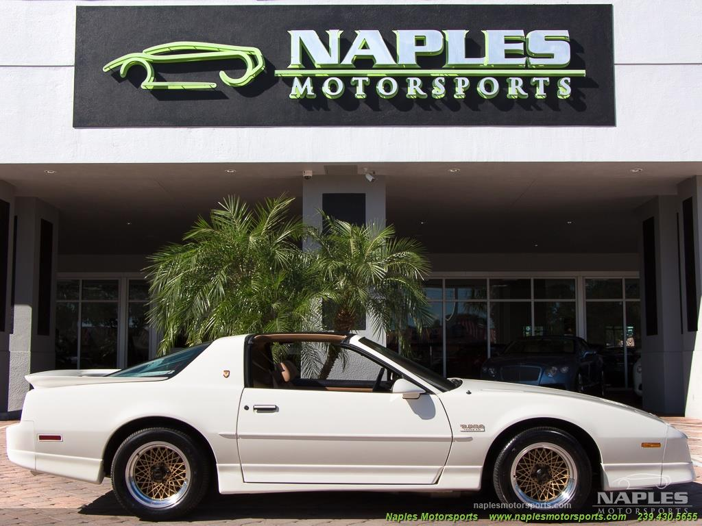 1989 Pontiac Firebird Turbo Trans Am - Photo 22 - Naples, FL 34104