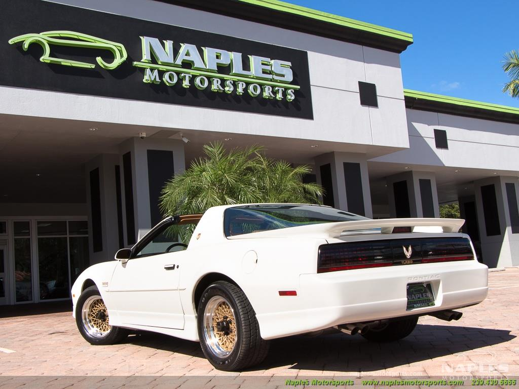1989 Pontiac Firebird Turbo Trans Am - Photo 45 - Naples, FL 34104