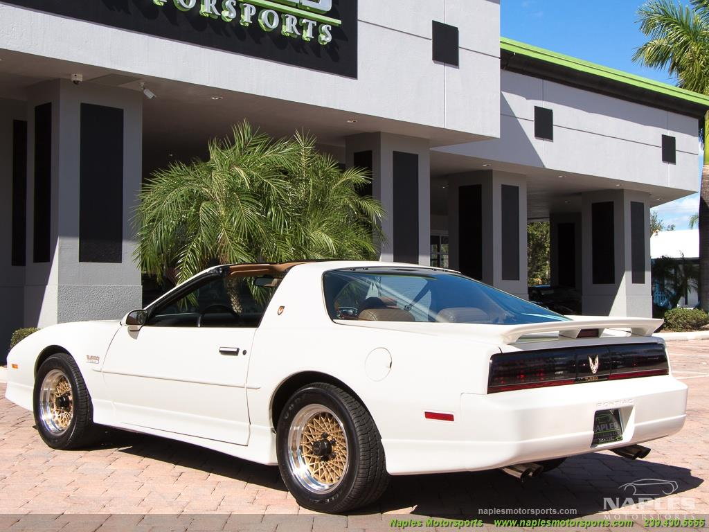 1989 Pontiac Firebird Turbo Trans Am - Photo 41 - Naples, FL 34104