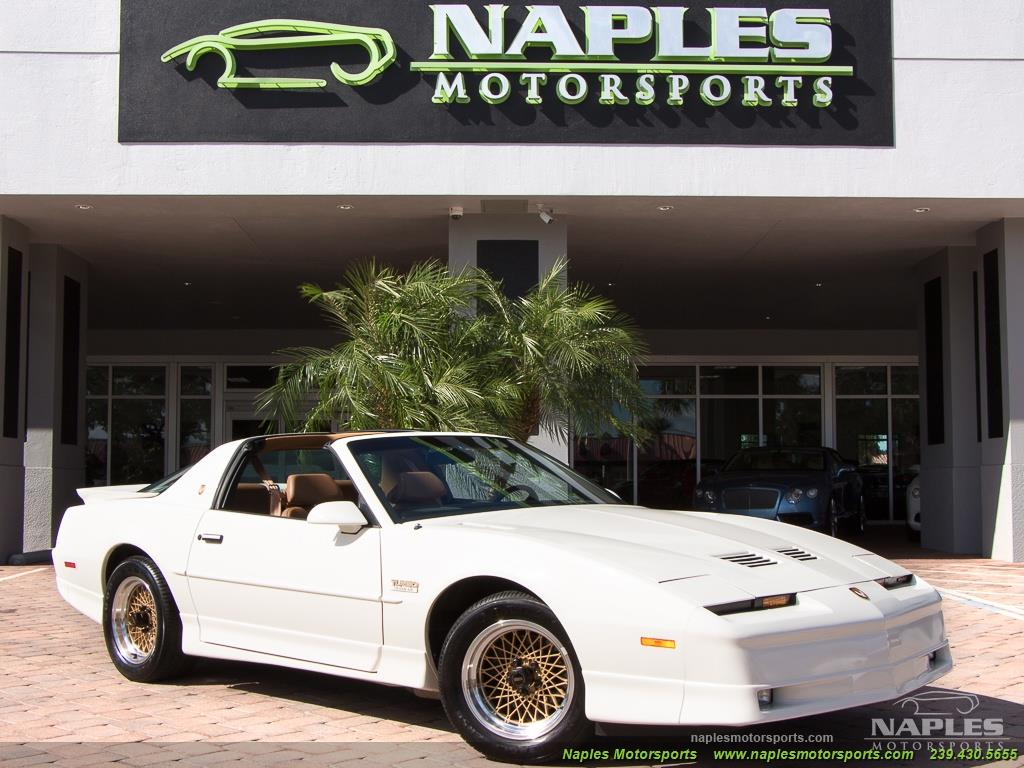 1989 Pontiac Firebird Turbo Trans Am - Photo 52 - Naples, FL 34104