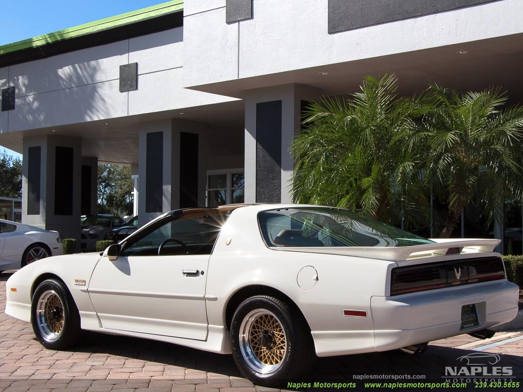 1989 Pontiac Firebird Turbo Trans Am - Photo 24 - Naples, FL 34104