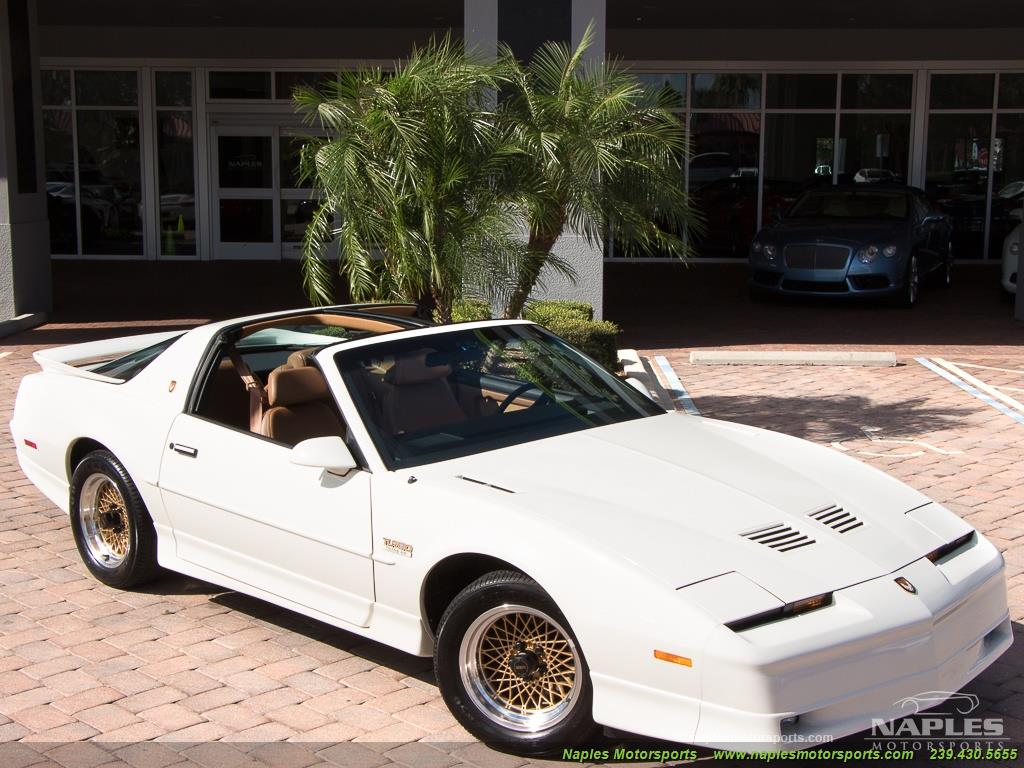 1989 Pontiac Firebird Turbo Trans Am - Photo 50 - Naples, FL 34104