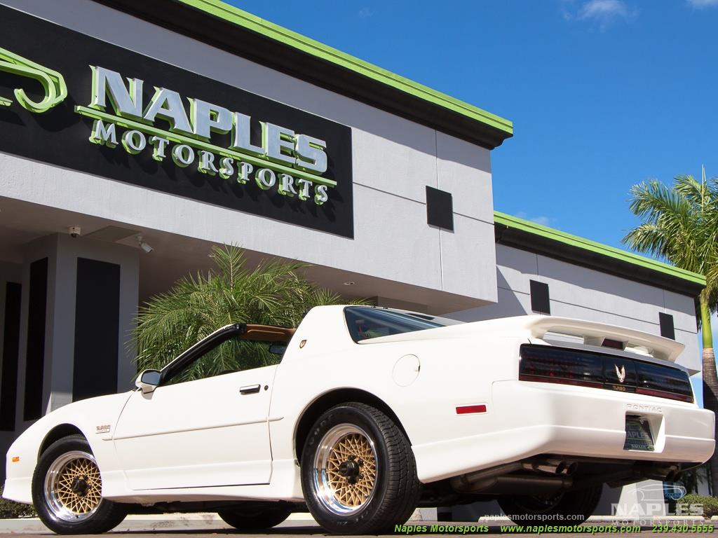1989 Pontiac Firebird Turbo Trans Am - Photo 43 - Naples, FL 34104