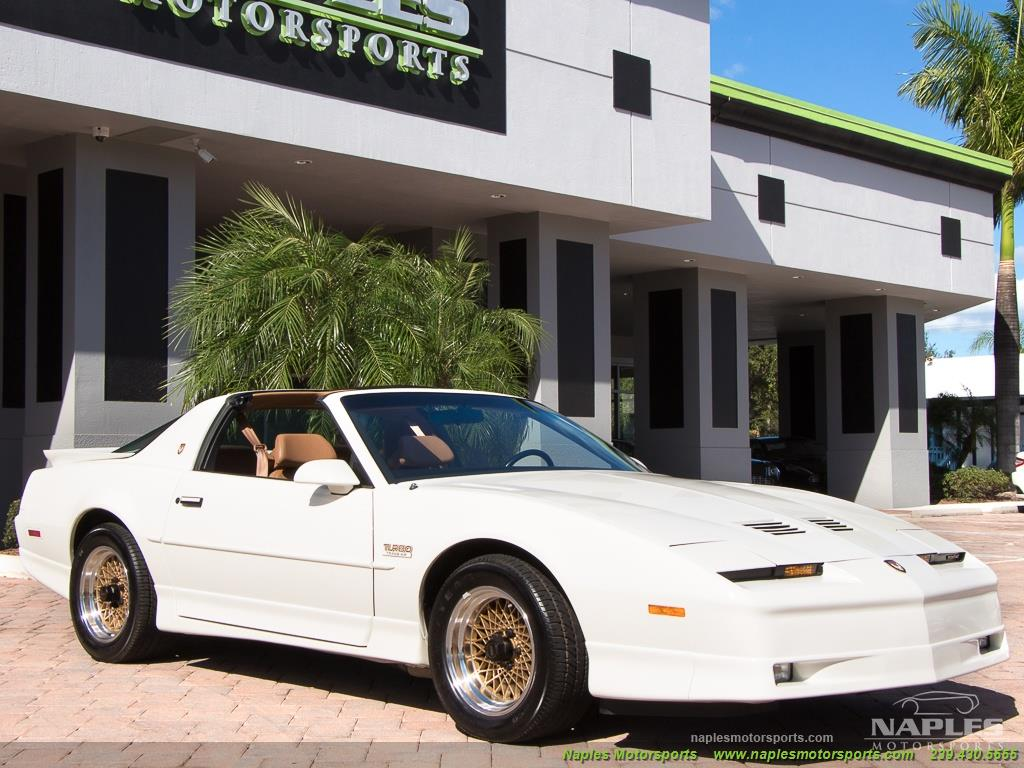 1989 Pontiac Firebird Turbo Trans Am - Photo 36 - Naples, FL 34104