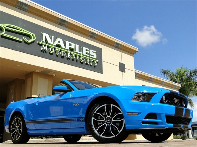 2014 ford mustang gt for Motor vehicle naples fl