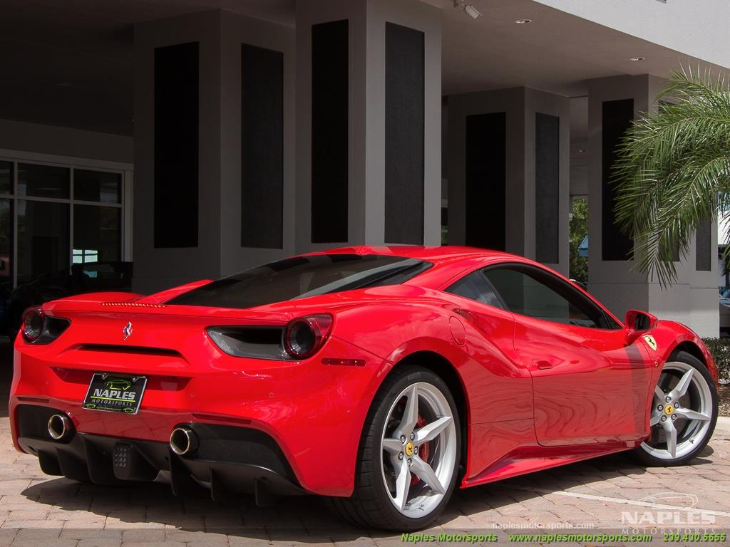 2017 Ferrari 488 GTB - Photo 50 - Naples, FL 34104