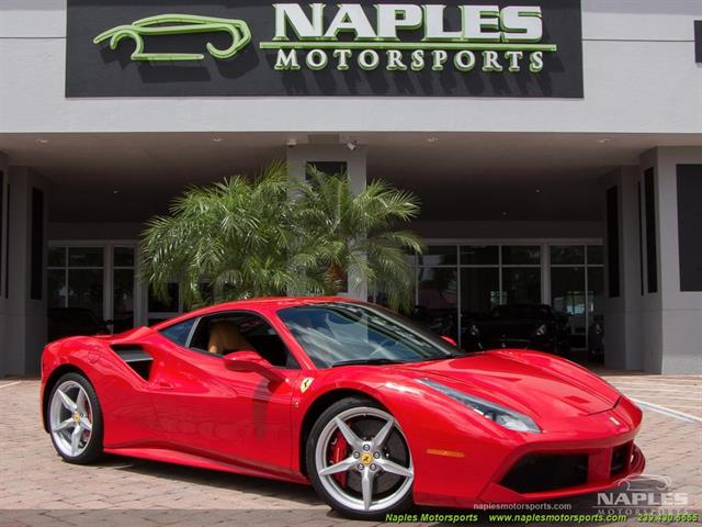 2017 Ferrari 488 GTB - Photo 1 - Naples, FL 34104